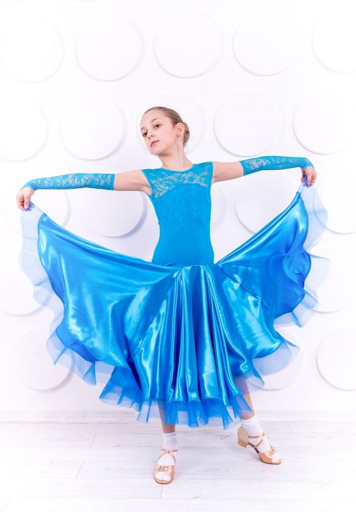 Платье 377
